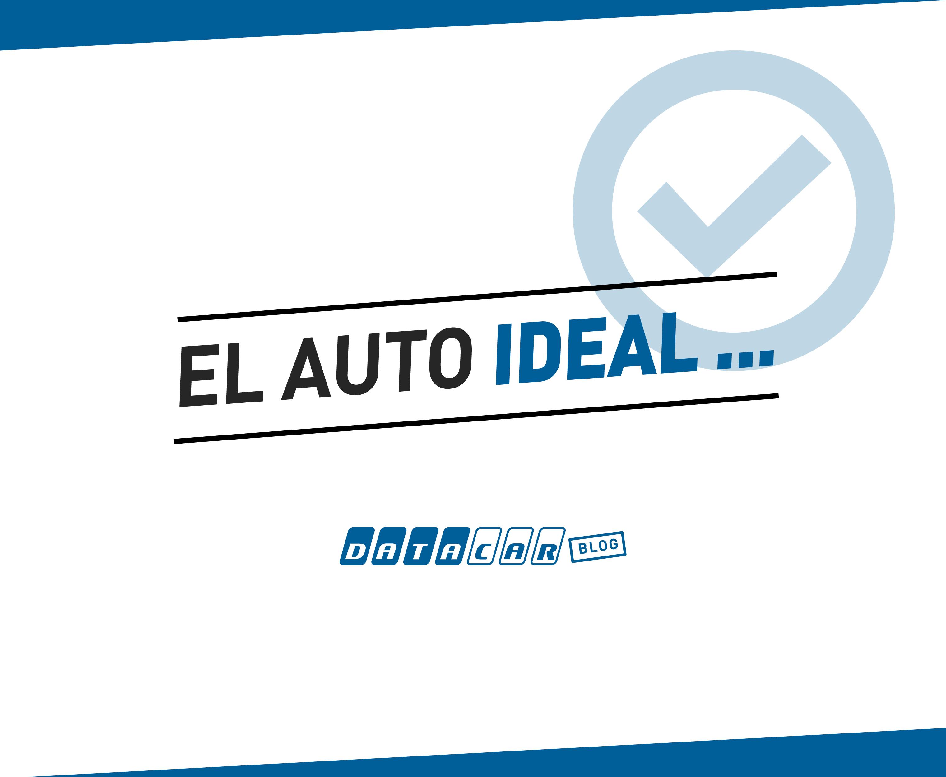 DATACAR: Cómo elegir el auto ideal para vos